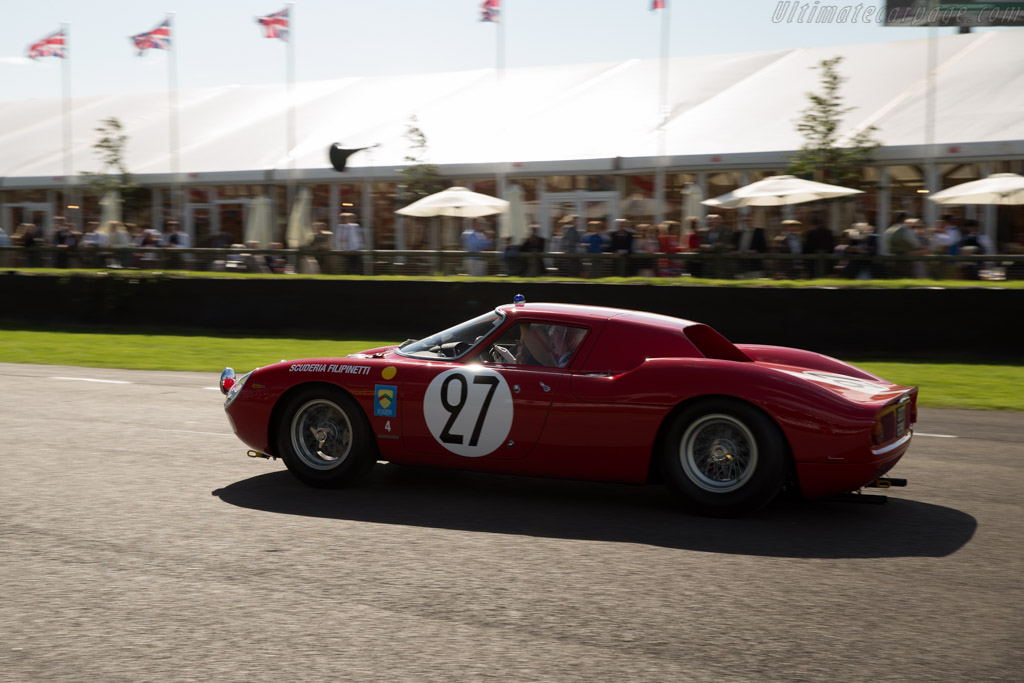Ferrari 250 LM - Chassis: 6119   - 2015 Goodwood Revival