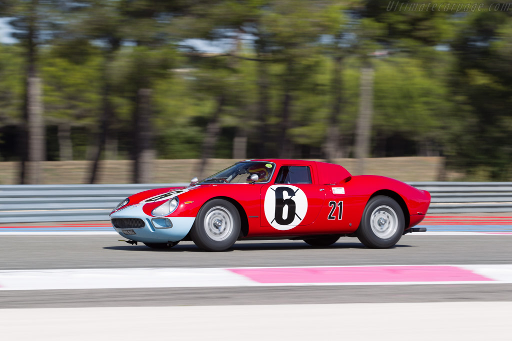 Ferrari 250 LM - Chassis: 5907   - 2015 Dix Mille Tours