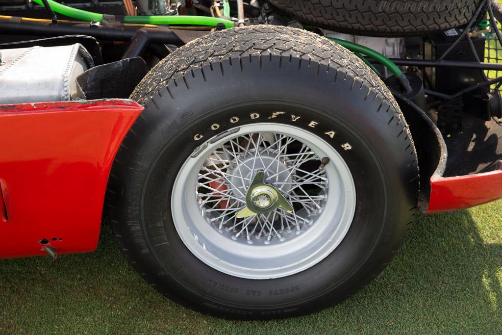 Ferrari 250 LM - Chassis: 5893   - 2015 Pebble Beach Concours d'Elegance
