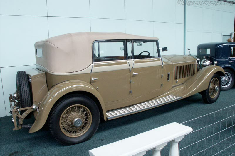 Rolls-Royce Phantom II All Weather Tourer