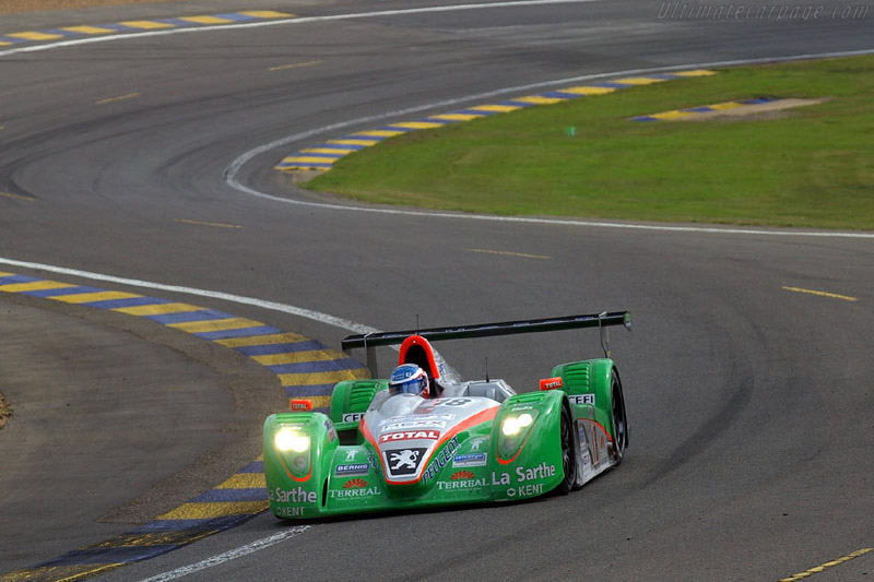 Pescarolo Courage C60 EVO Peugeot