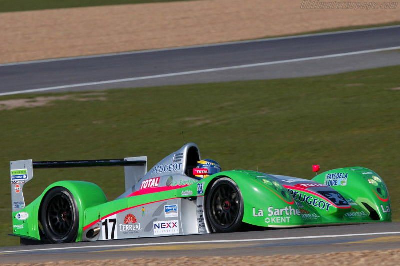 Click here to open the Pescarolo Courage C60 EVO Peugeot gallery