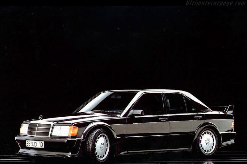 Mercedes-Benz 190 E 2.5-16 Evolution