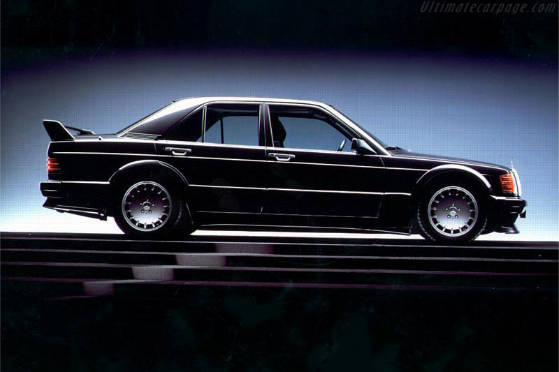 Click here to open the Mercedes-Benz 190 E 2.5-16 Evolution gallery