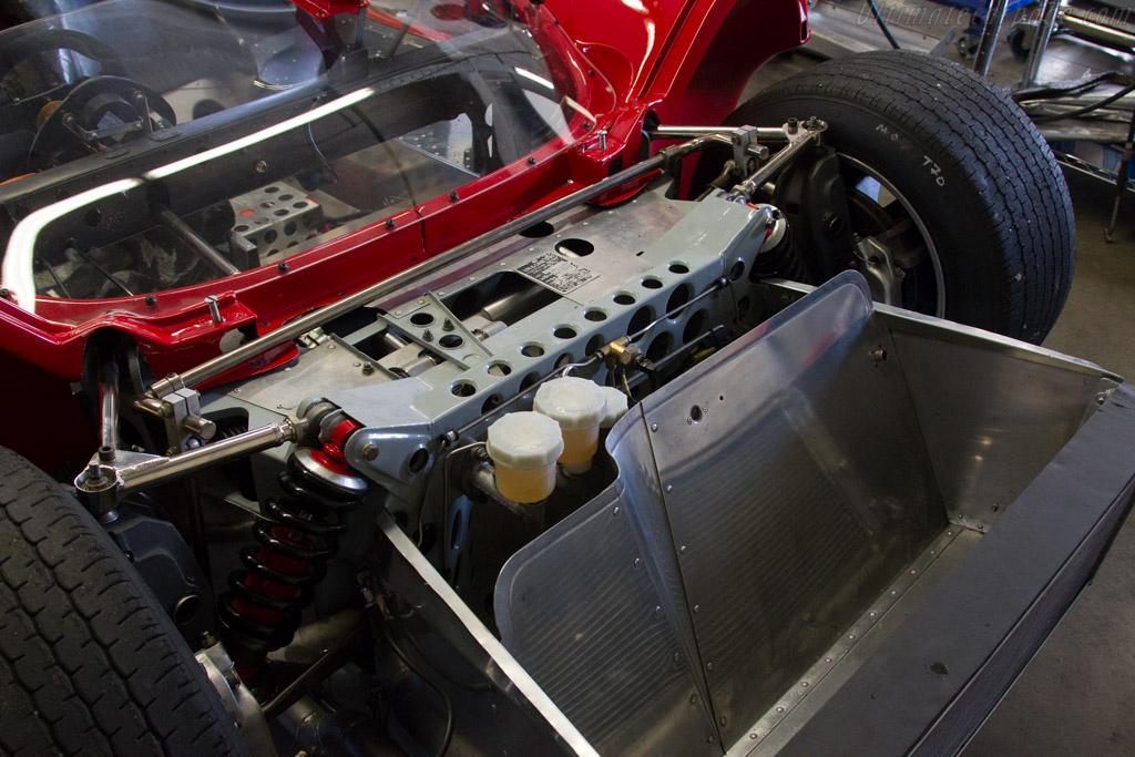 Lola T70 Mk3B Spyder Chevrolet - Chassis: SL75/125   - 2016 Zolder Masters Festival