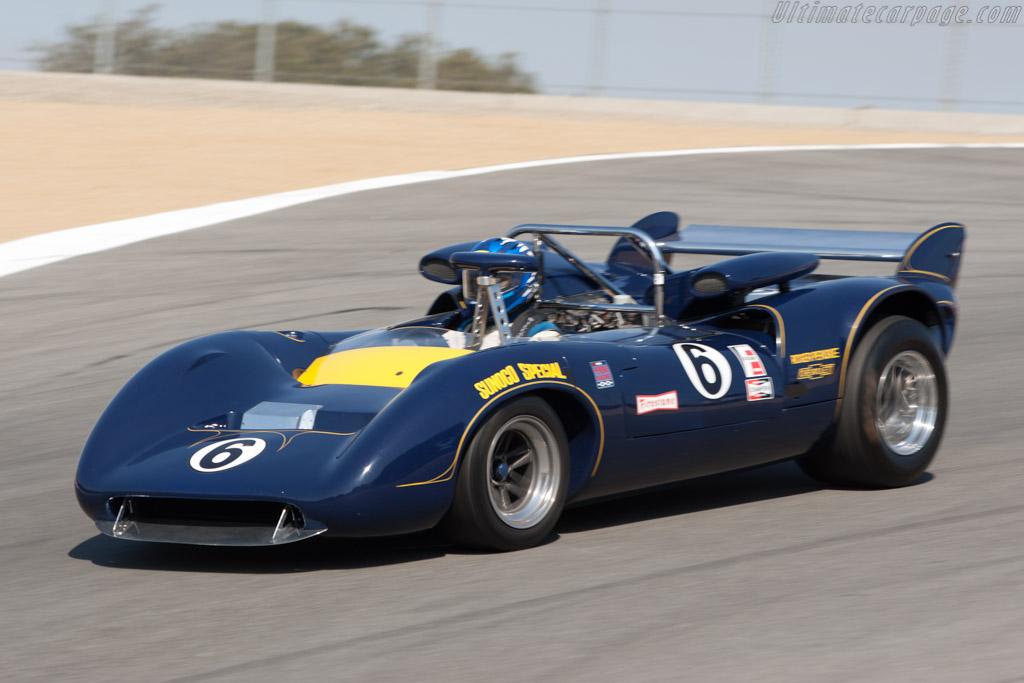 Lola T70 Mk3B Spyder Chevrolet - Chassis: SL75/124   - 2009 Monterey Historic Automobile Races