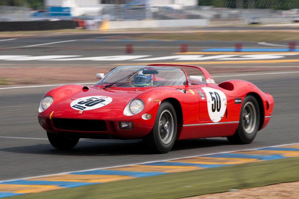Click here to open the Ferrari 330 P gallery