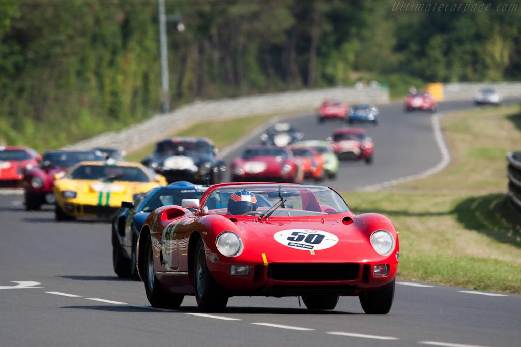 Ferrari 330 P - Chassis: 0820   - 2010 Le Mans Classic