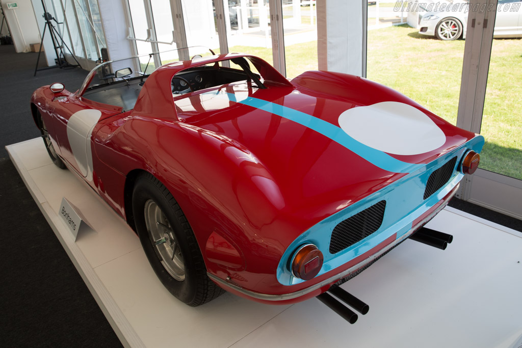 Ferrari 330 P - Chassis: 0818   - 2015 Goodwood Revival