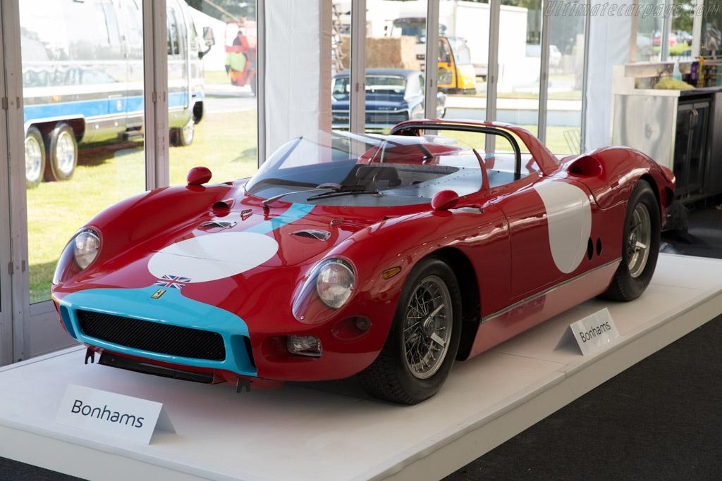 Ferrari 330 P - Chassis: 0818   - 2015 Goodwood Revival