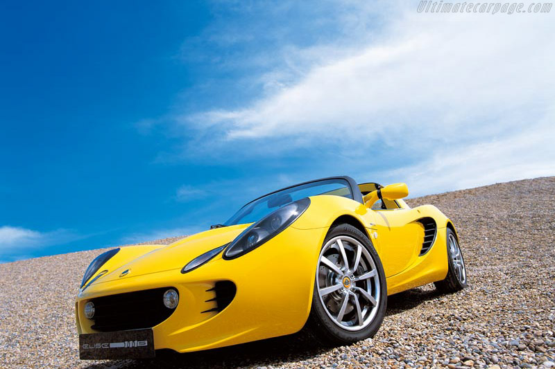 Click here to open the Lotus Elise S2 111s gallery
