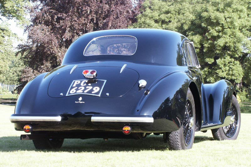 Alfa Romeo 6C 2500 SS Touring - Chassis: 915029   - 2002 Louis Vuitton Classic