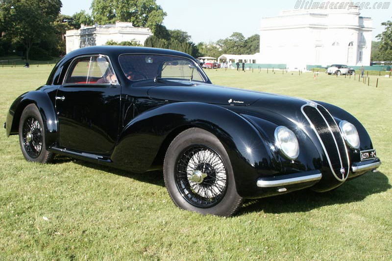 Click here to open the Alfa Romeo 6C 2500 SS Touring gallery