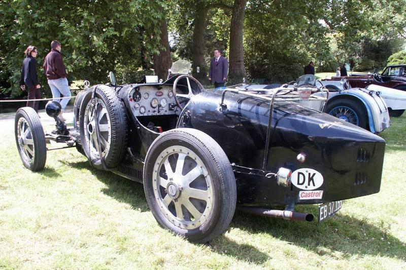 Bugatti Type 37    - 2002 Louis Vuitton Classic