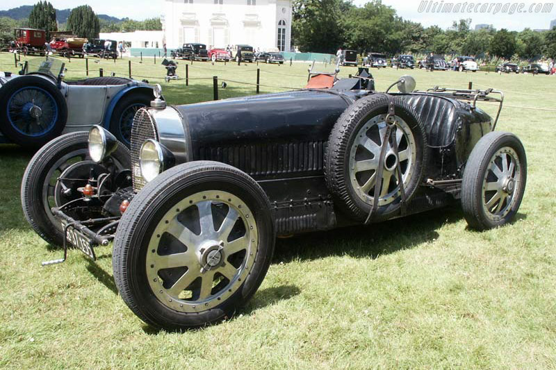 Click here to open the Bugatti Type 37 gallery