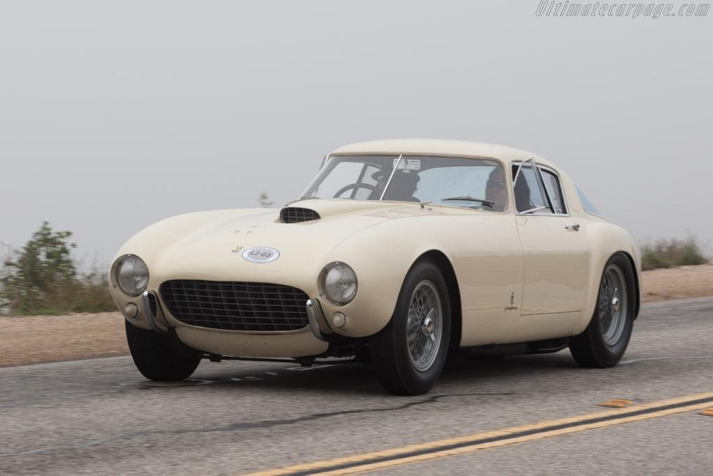Ferrari 375 MM Pinin Farina Berlinetta - Chassis: 0416AM   - 2011 Pebble Beach Concours d'Elegance