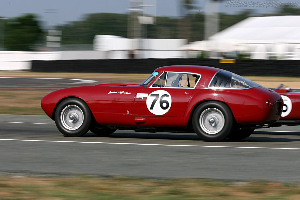 Ferrari 375 MM Pinin Farina Berlinetta - Chassis: 0358AM   - 2006 24 Hours of Le Mans