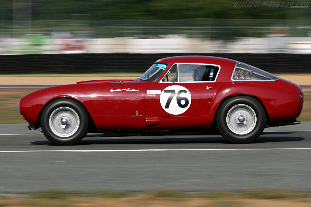 Ferrari 375 MM Pinin Farina Berlinetta - Chassis: 0358AM   - 2006 24 Hours of Le Mans