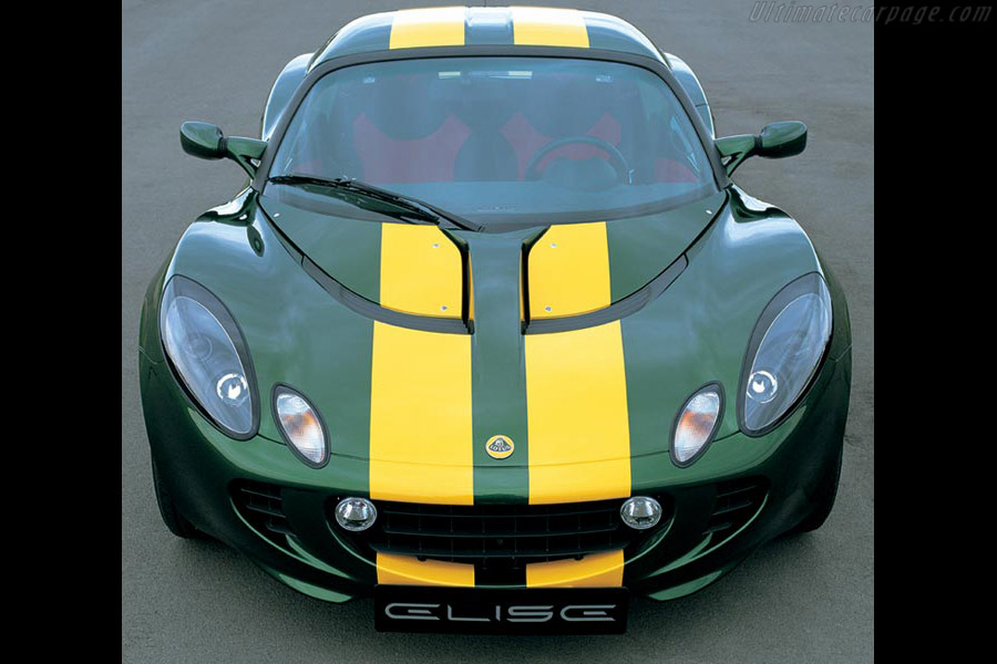 Click here to open the Lotus Elise S2 Type 25 gallery