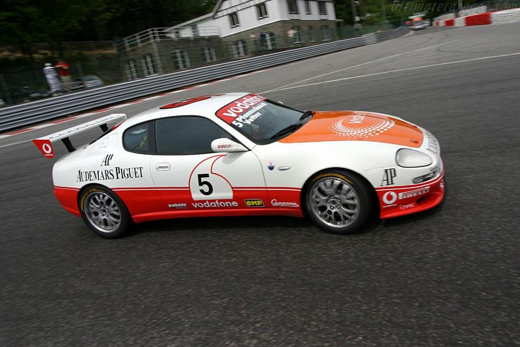 Maserati Coupe Cambiocorsa Trofeo    - 2004 Spa Ferrari/Maserati Days
