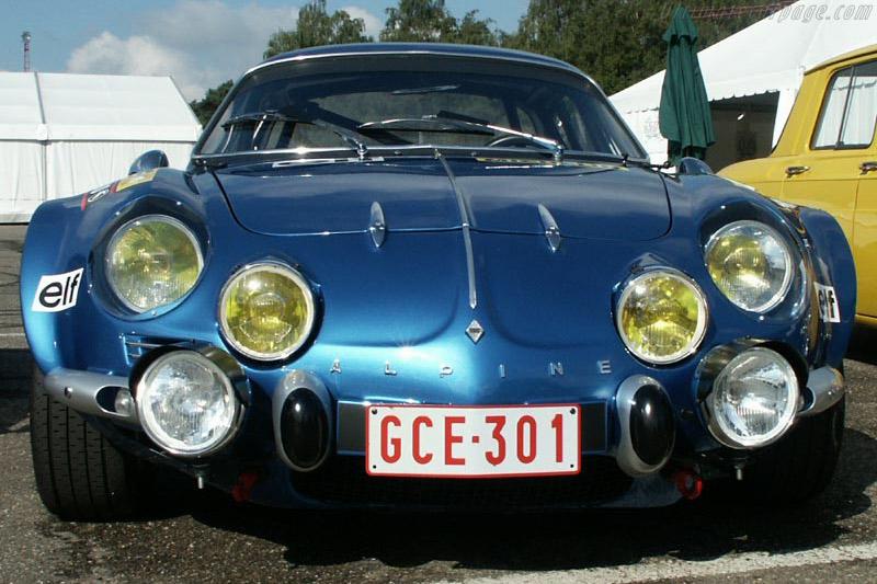 Alpine A110 1600 S Group 4