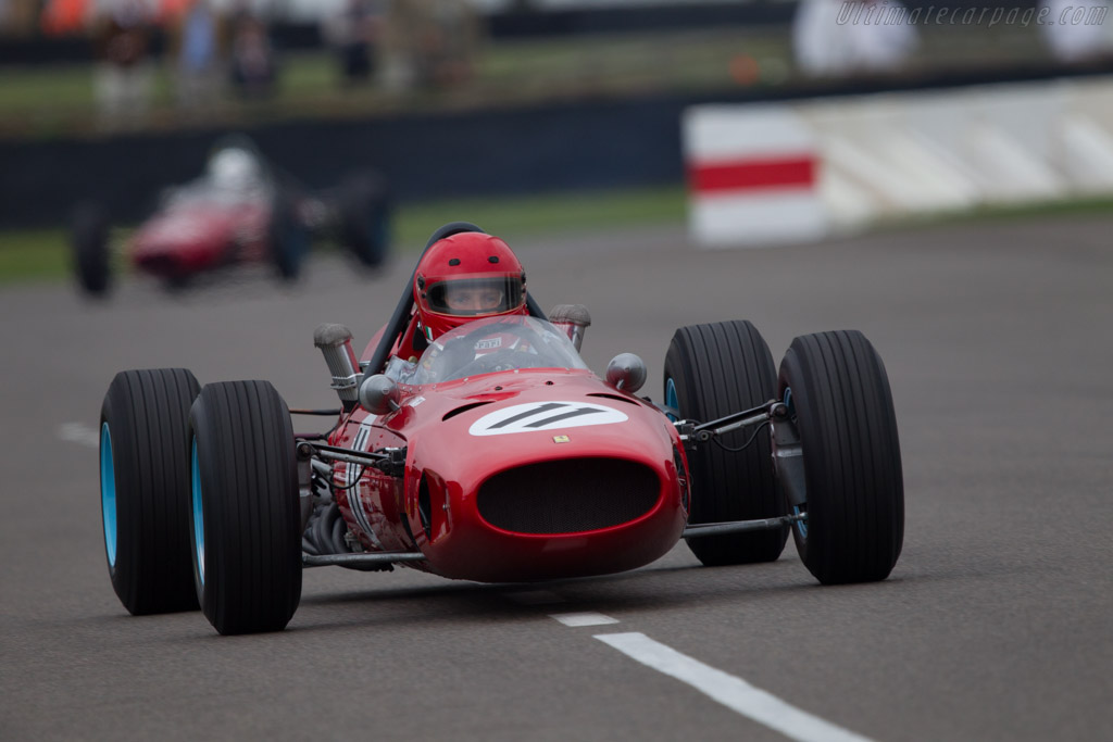 Click here to open the Ferrari 1512 F1 gallery