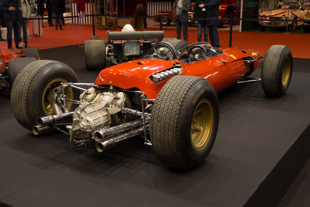 Ferrari 1512 F1 (Chassis 0009 - 2017 Retromobile) High Resolution Image