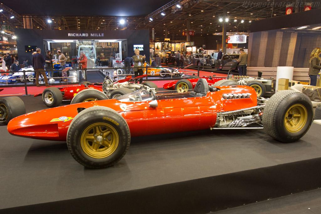 Ferrari 1512 F1 (Chassis 0009 - 2017 Retromobile) High Resolution Image