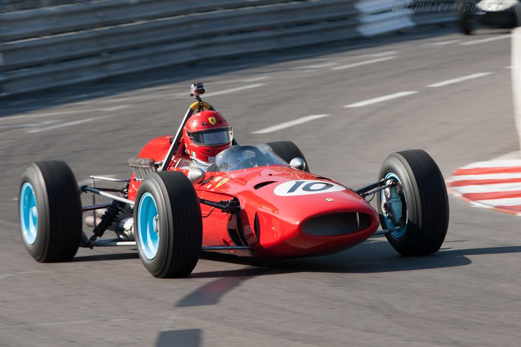 Ferrari 1512 F1 Chassis 0008 2012 Monaco Historic