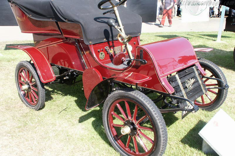 Click here to open the Cadillac Model A gallery