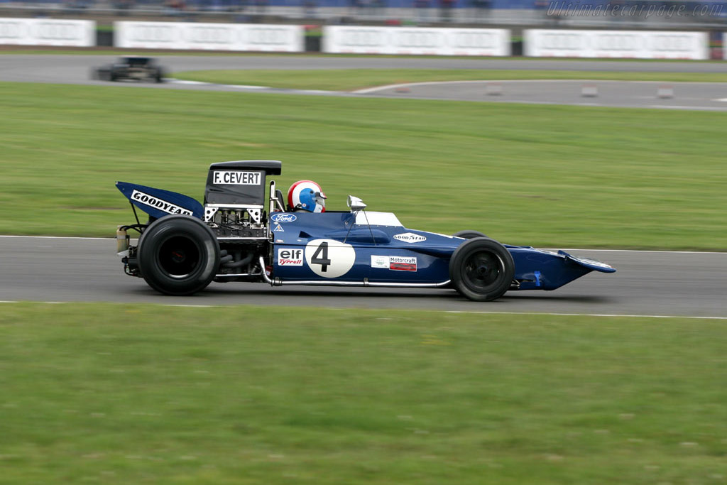 Tyrrell 002 Cosworth - Chassis: 002   - 2005 Silverstone Classic