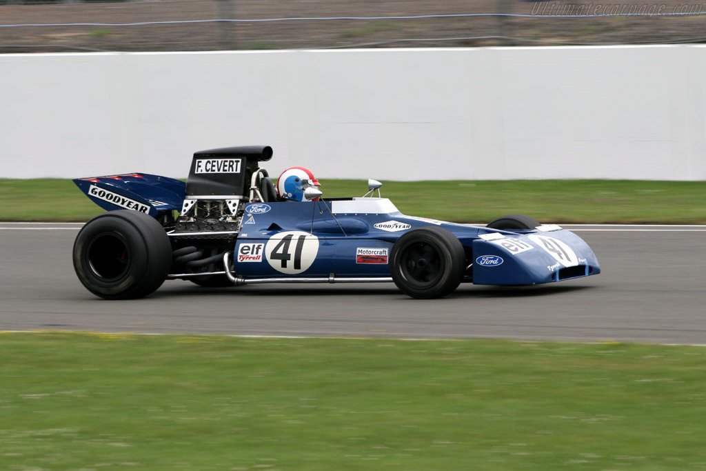 Click here to open the Tyrrell 002 Cosworth gallery