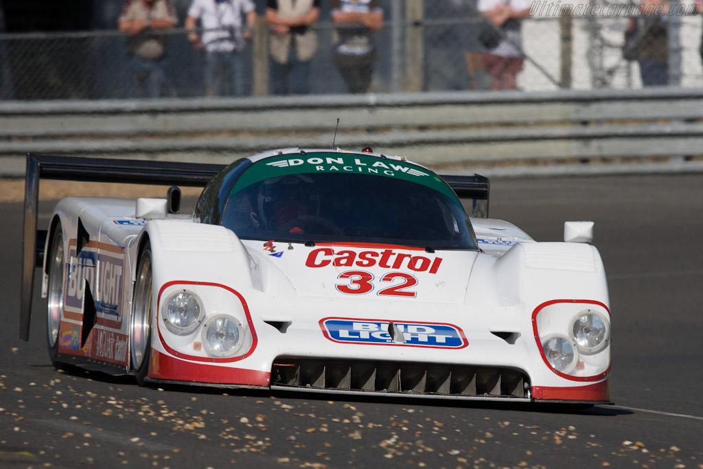 Jaguar XJR-12 - Chassis: J12-C-193   - 2008 24 Hours of Le Mans
