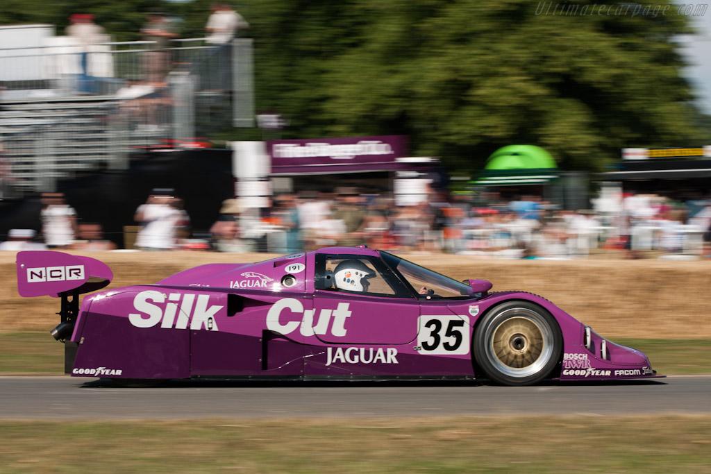 Jaguar XJR-12 - Chassis: J12-C-990   - 2009 Goodwood Festival of Speed