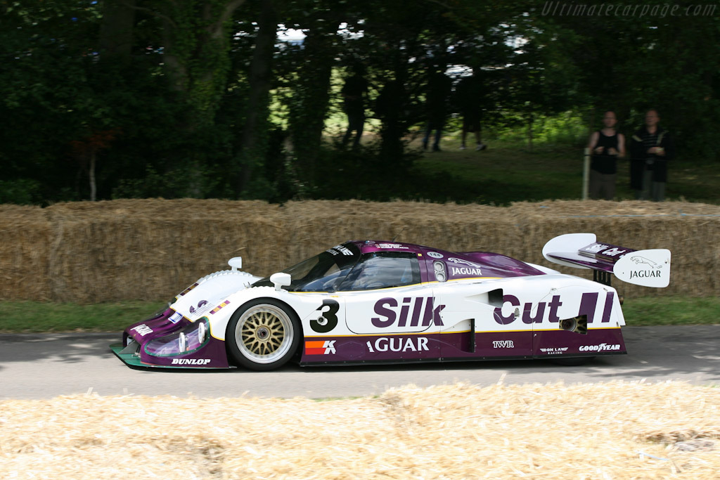 Jaguar XJR-12 - Chassis: J12-C-190   - 2007 Goodwood Festival of Speed