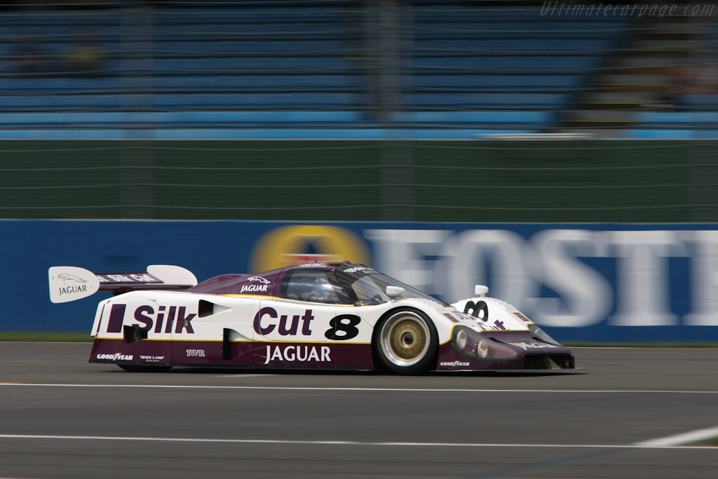Jaguar XJR-12 - Chassis: J12-C-190   - 2006 Silverstone Classic
