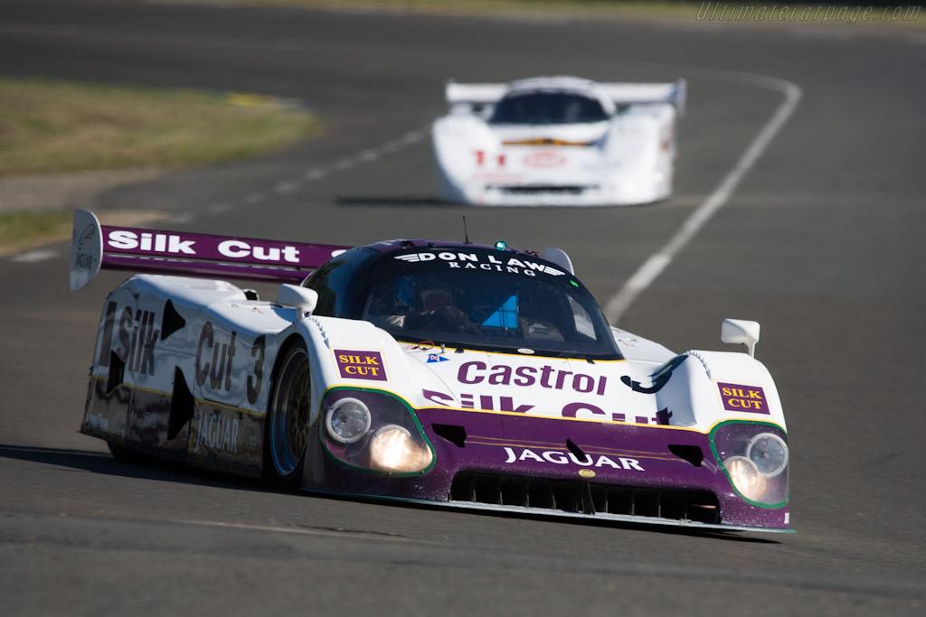Jaguar XJR-12 - Chassis: J12-C-190 - 2008 24 Hours of Le Mans