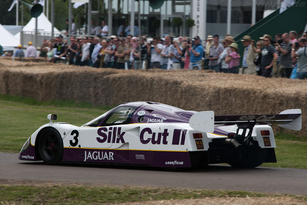 Jaguar XJR-12 - Chassis: J12-C-1090 - 2011 Goodwood ...