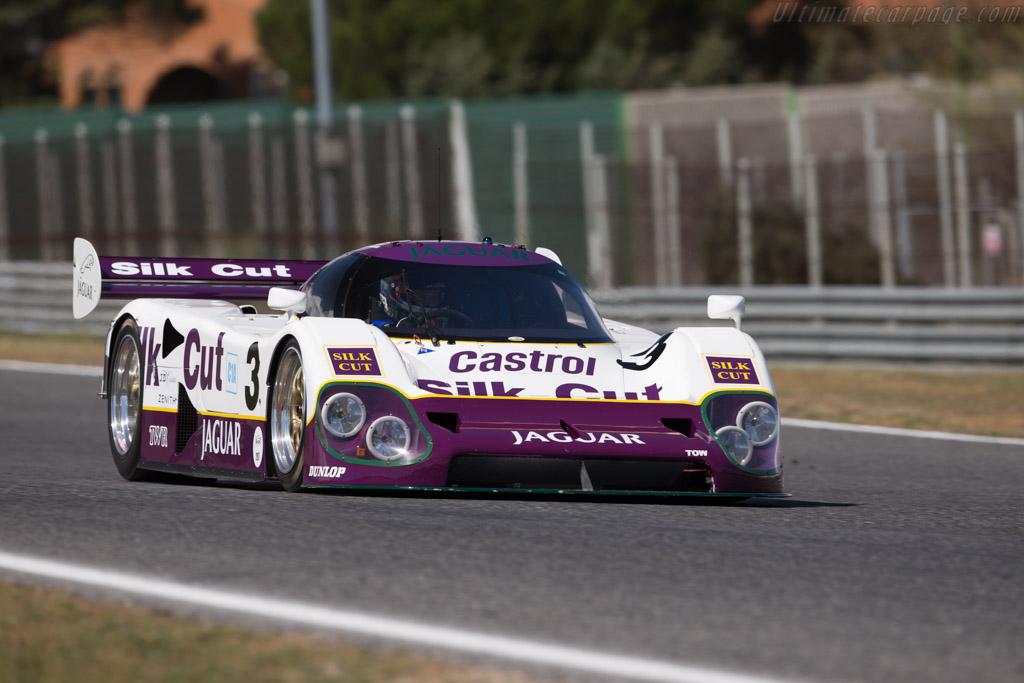 1990 Jaguar Xjr 12 Chassis J12 C 190 Ultimatecarpage Com