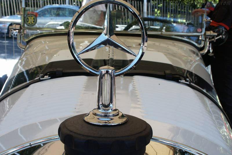 Mercedes-Benz 680 S Rennwagen