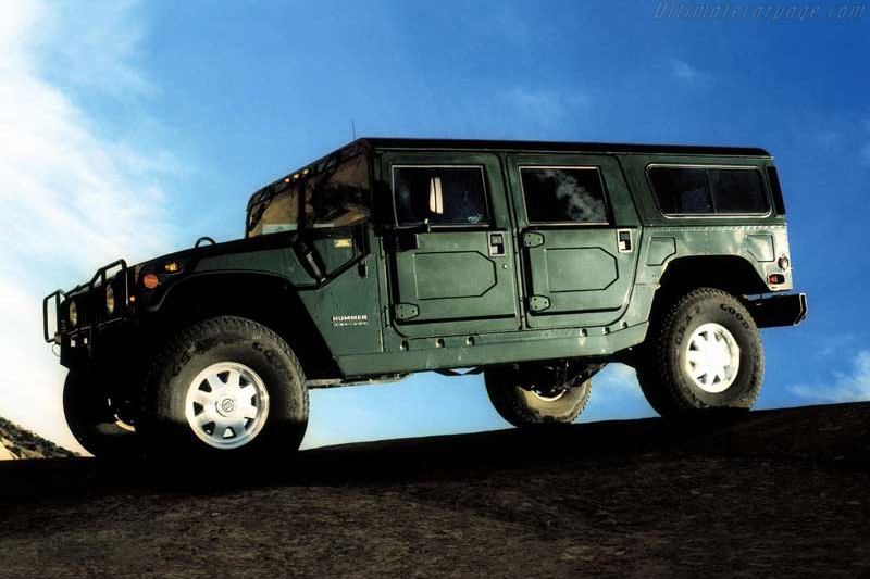 Click here to open the Hummer H1 gallery