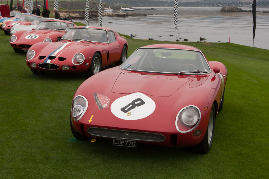 Ferrari 250 GTO Pininfarina Coupe - Chassis: 3413GT   - 2011 Pebble Beach Concours d'Elegance