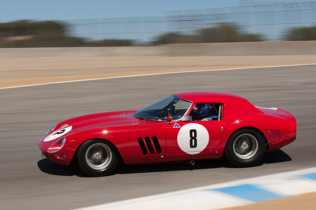 Ferrari 250 GTO Pininfarina Coupe - Chassis: 3413GT   - 2011 Monterey Motorsports Reunion