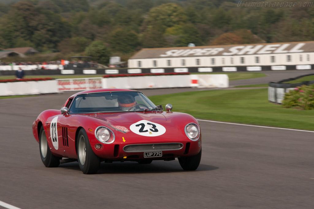 Ferrari 250 GTO Pininfarina Coupe - Chassis: 3413GT   - 2011 Goodwood Revival