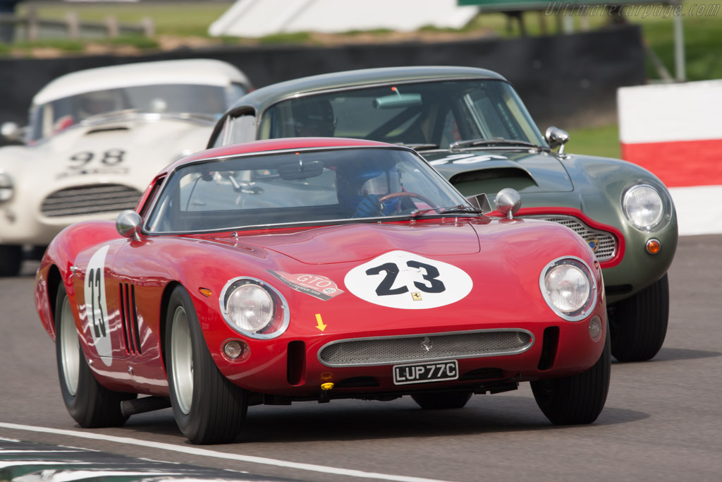 Ferrari 250 GTO Pininfarina Coupe - Chassis: 3413GT   - 2011 Goodwood Revival