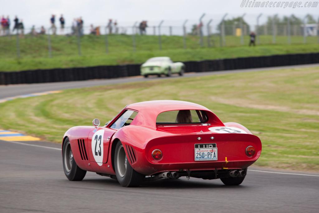 Ferrari 250 GTO Pininfarina Coupe - Chassis: 3413GT   - 2012 Le Mans Classic