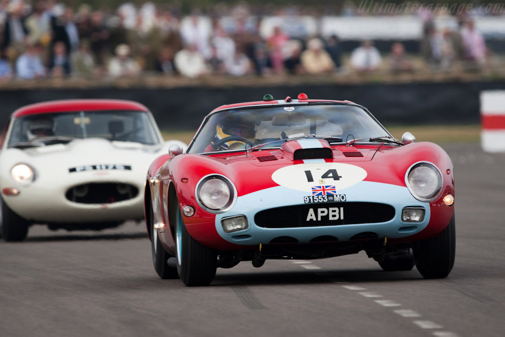 Ferrari 250 GTO Pininfarina Coupe - Chassis: 4399GT   - 2009 Goodwood Revival