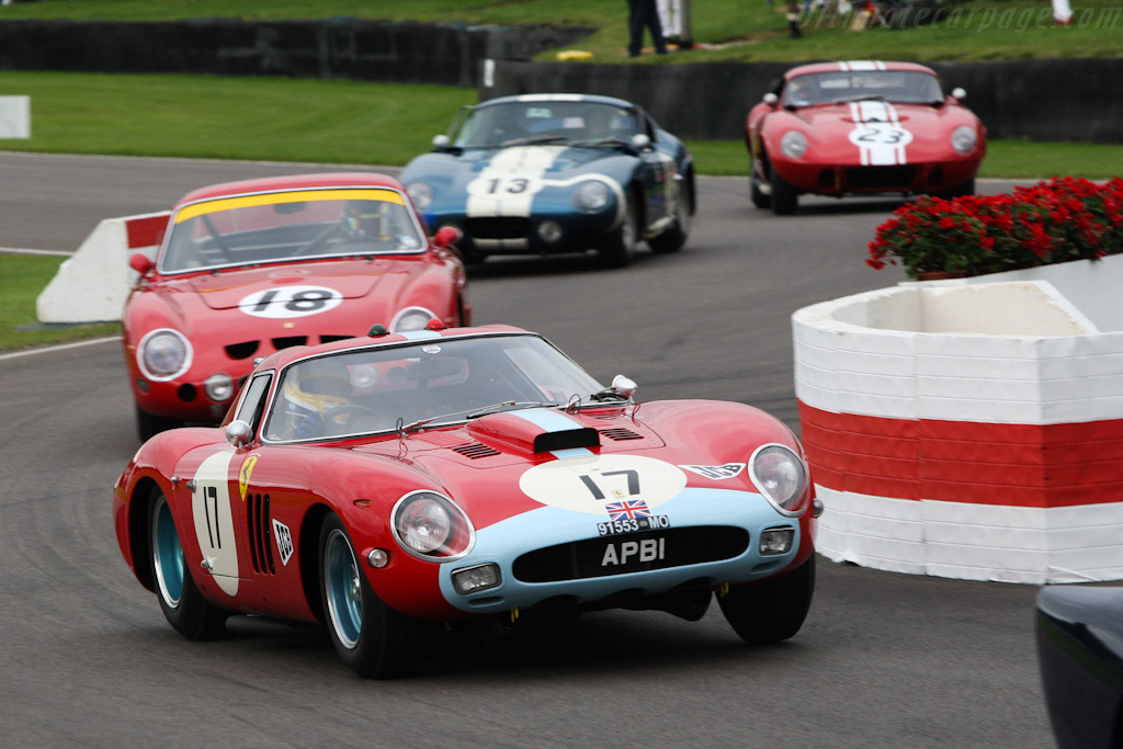 Ferrari 250 GTO Pininfarina Coupe - Chassis: 4399GT   - 2007 Goodwood Revival