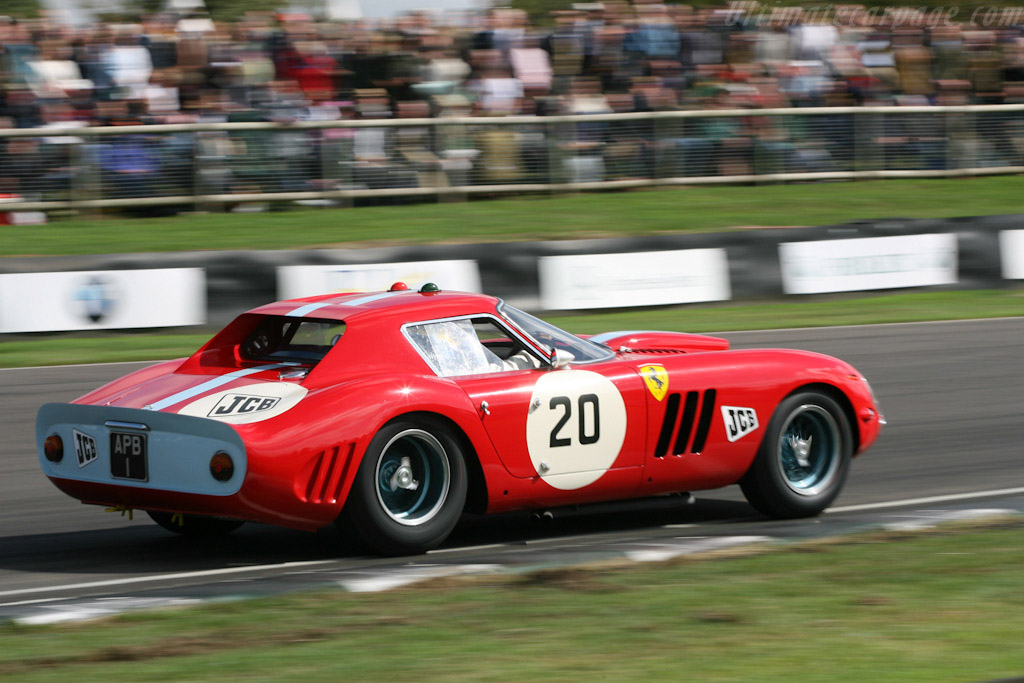 Ferrari 250 GTO Pininfarina Coupe - Chassis: 4399GT   - 2006 Goodwood Revival