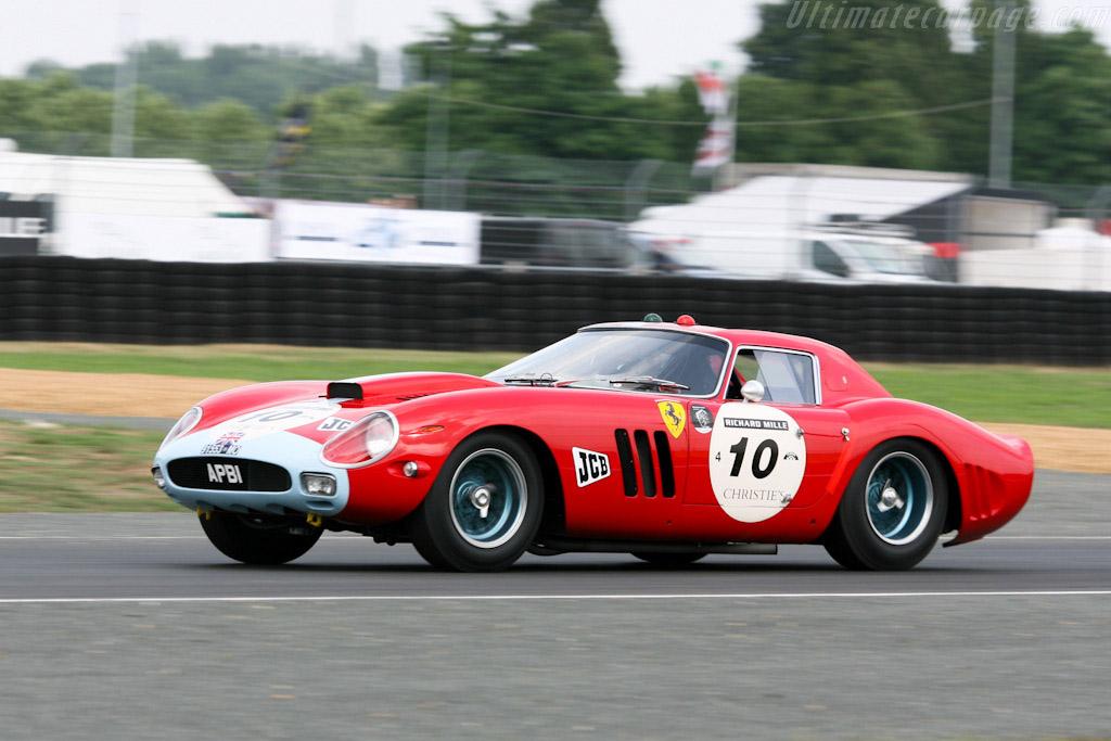 Ferrari 250 GTO Pininfarina Coupe - Chassis: 4399GT   - 2006 Le Mans Classic